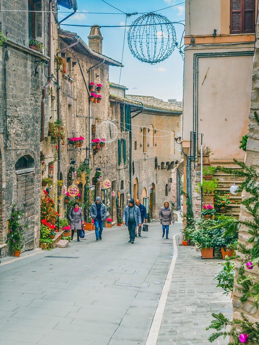 意大利阿西西(Assisi), 很有情调的小城_图1-3