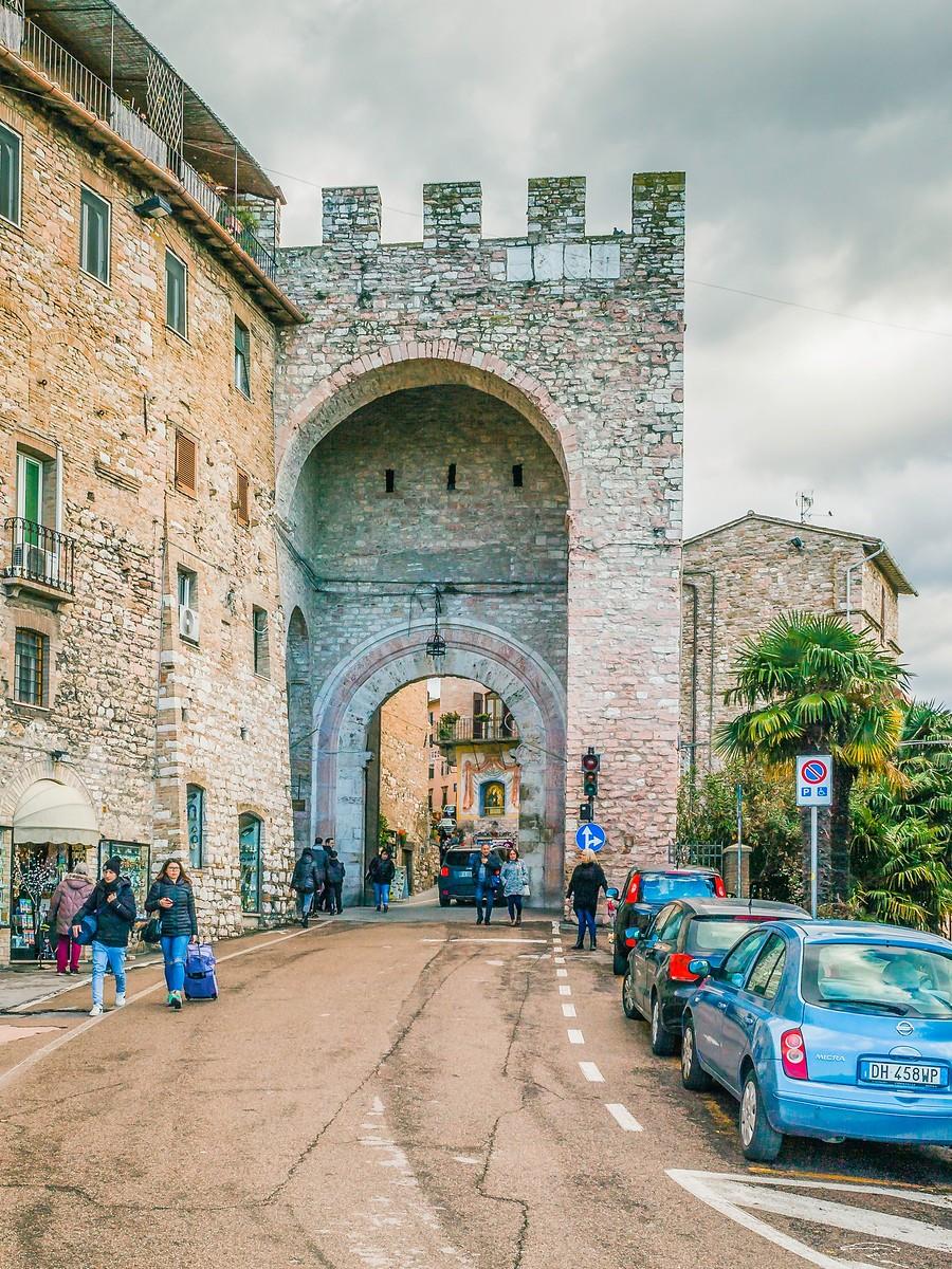 意大利阿西西(Assisi), 很有情调的小城_图1-4