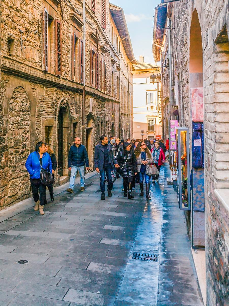 意大利阿西西(Assisi), 很有情调的小城_图1-8
