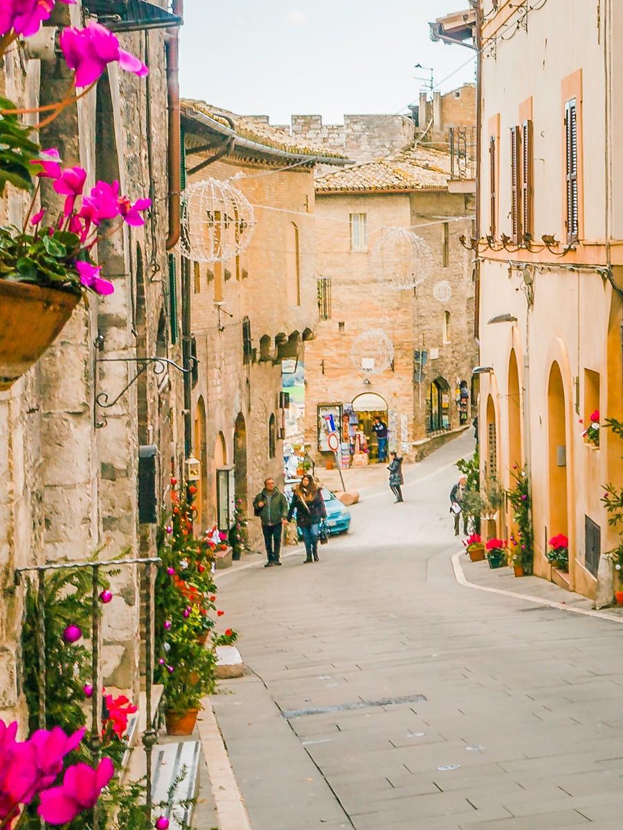 意大利阿西西(Assisi), 很有情调的小城_图1-6