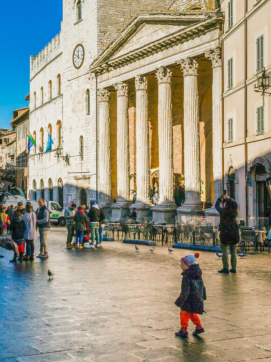 意大利阿西西(Assisi), 很有情调的小城_图1-5