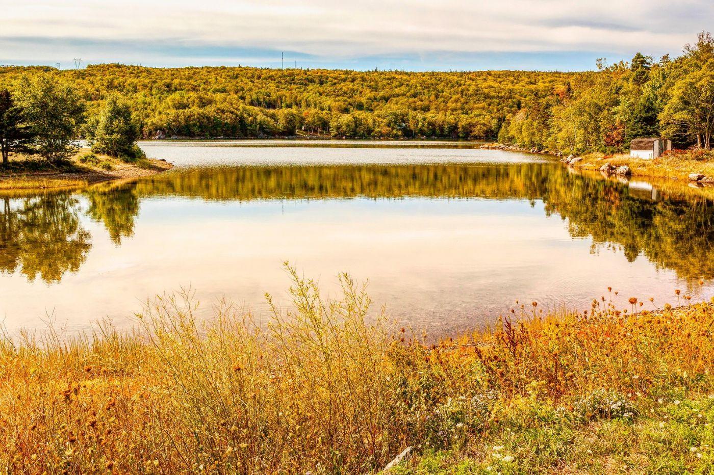 加拿大路途,水边抓拍_图1-5