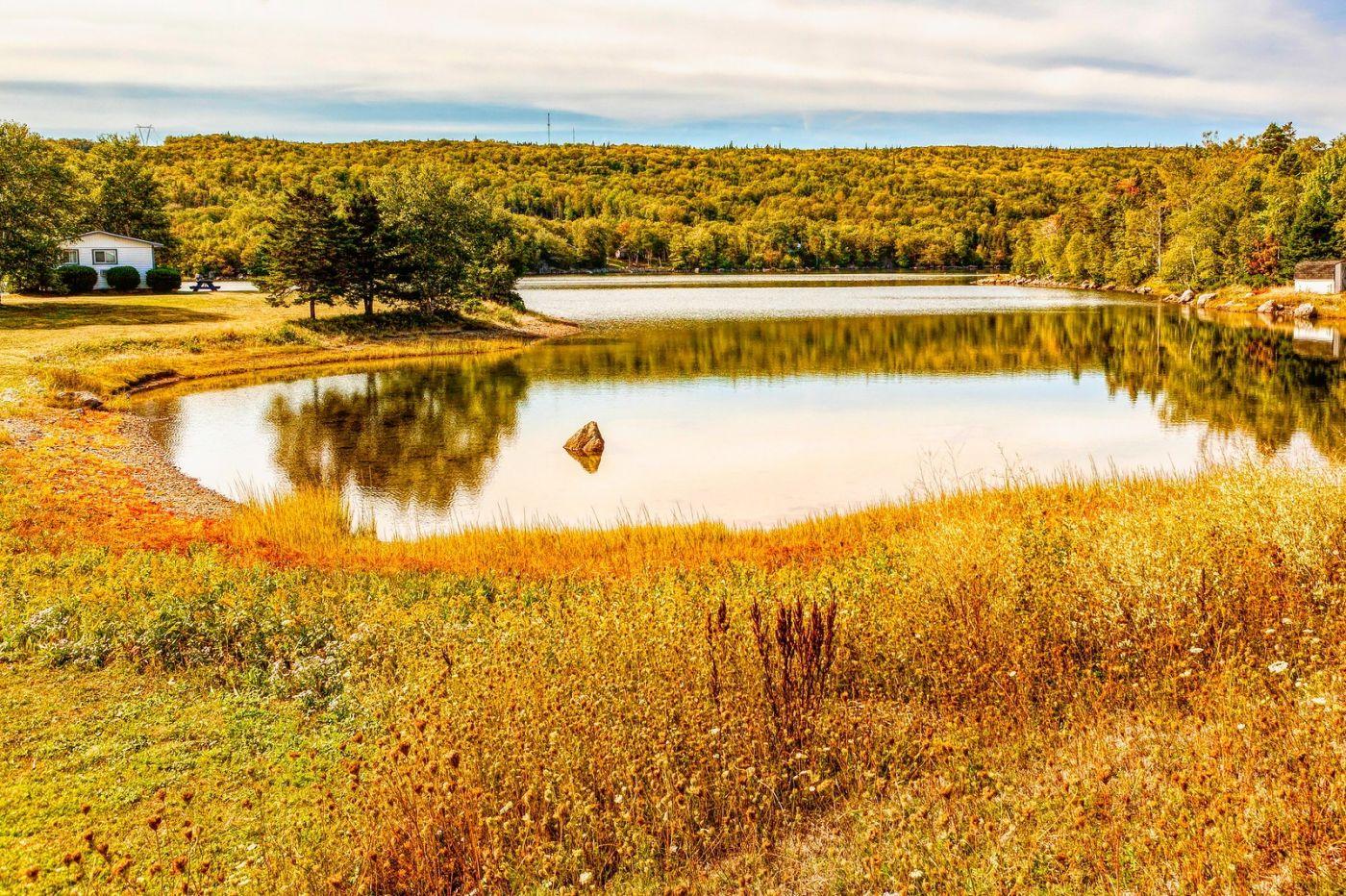 加拿大路途,水边抓拍_图1-8