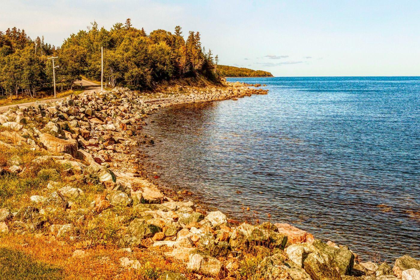 加拿大路途,水边抓拍_图1-9