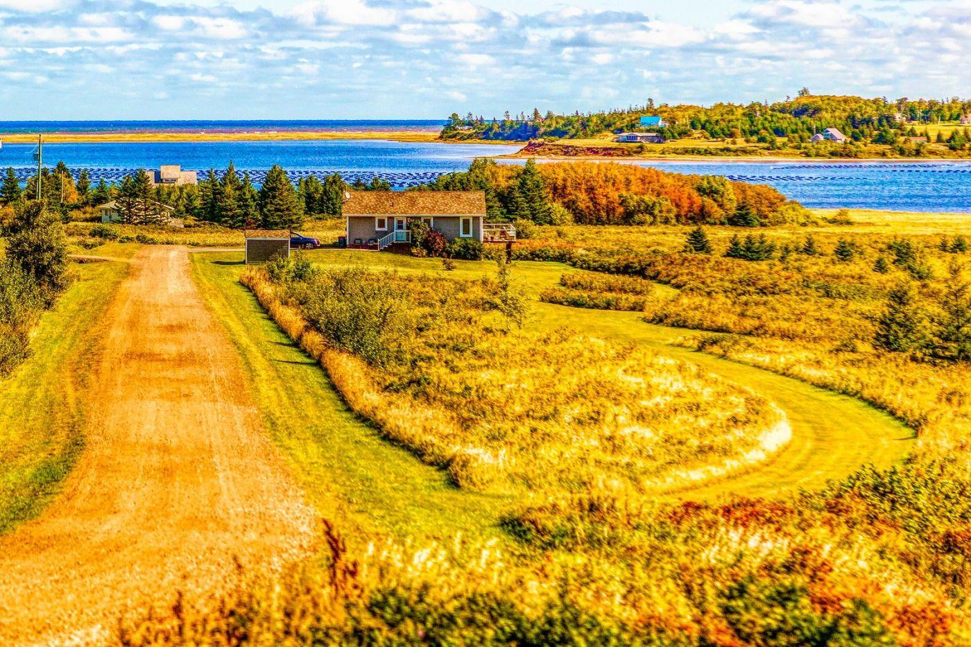 加拿大路途,水边抓拍_图1-10