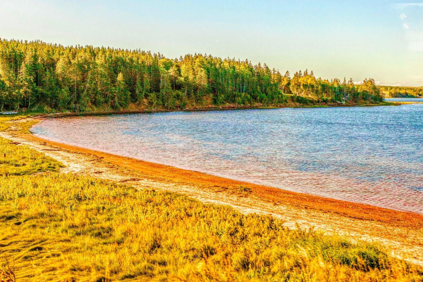 加拿大路途,水边抓拍_图1-11