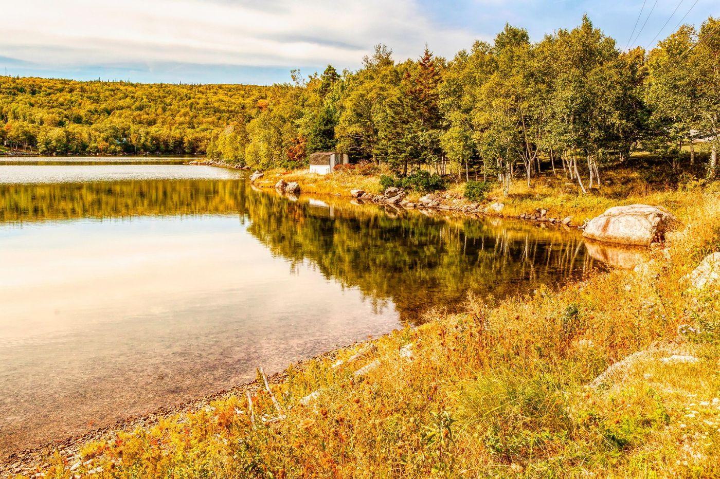 加拿大路途,水边抓拍_图1-16