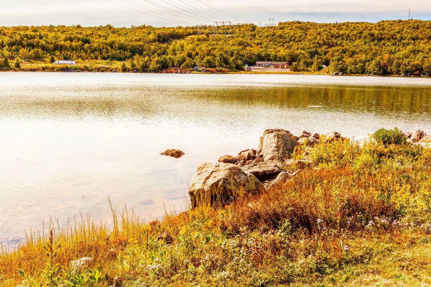 加拿大路途,水边抓拍_图1-18