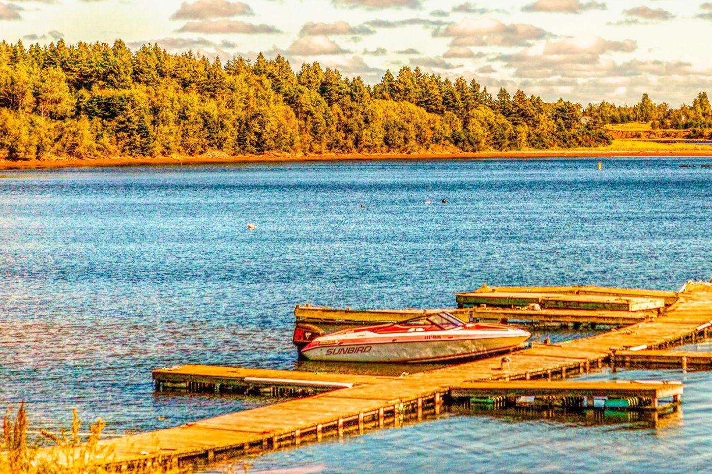 加拿大路途,水边抓拍_图1-19