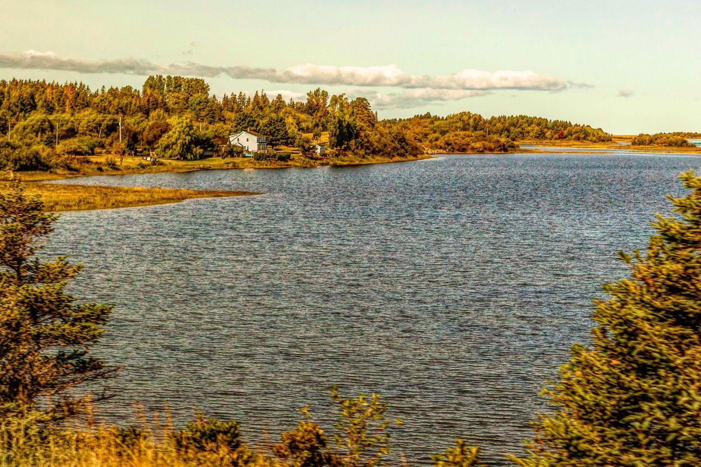 加拿大路途,水边抓拍_图1-24