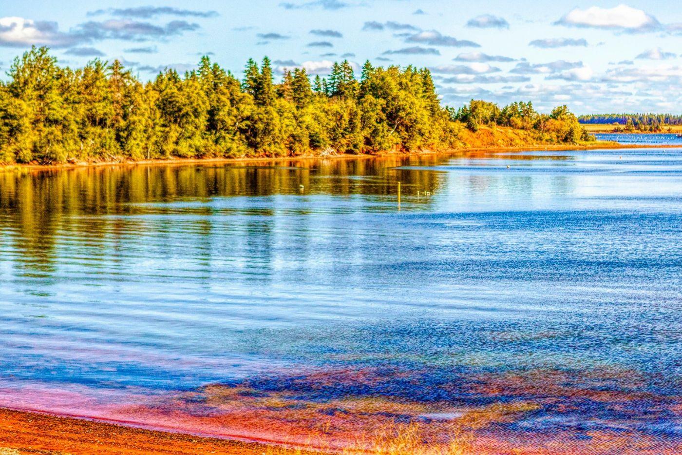 加拿大路途,水边抓拍_图1-23
