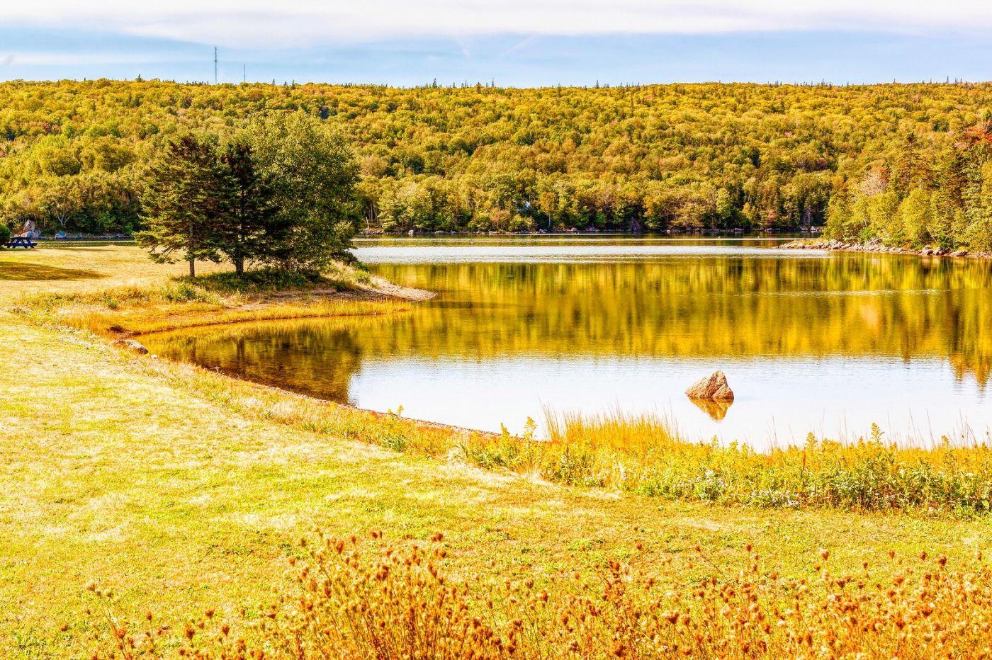 加拿大路途,水边抓拍_图1-26