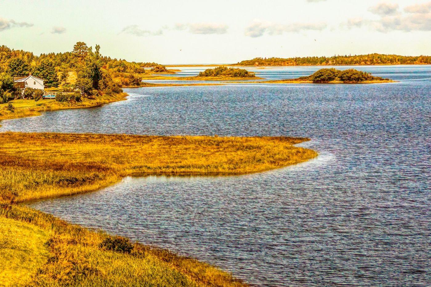 加拿大路途,水边抓拍_图1-40