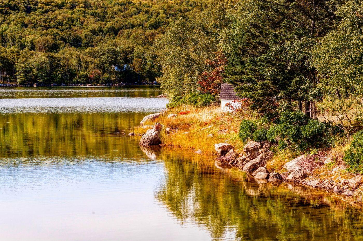 加拿大路途,水边抓拍_图1-35