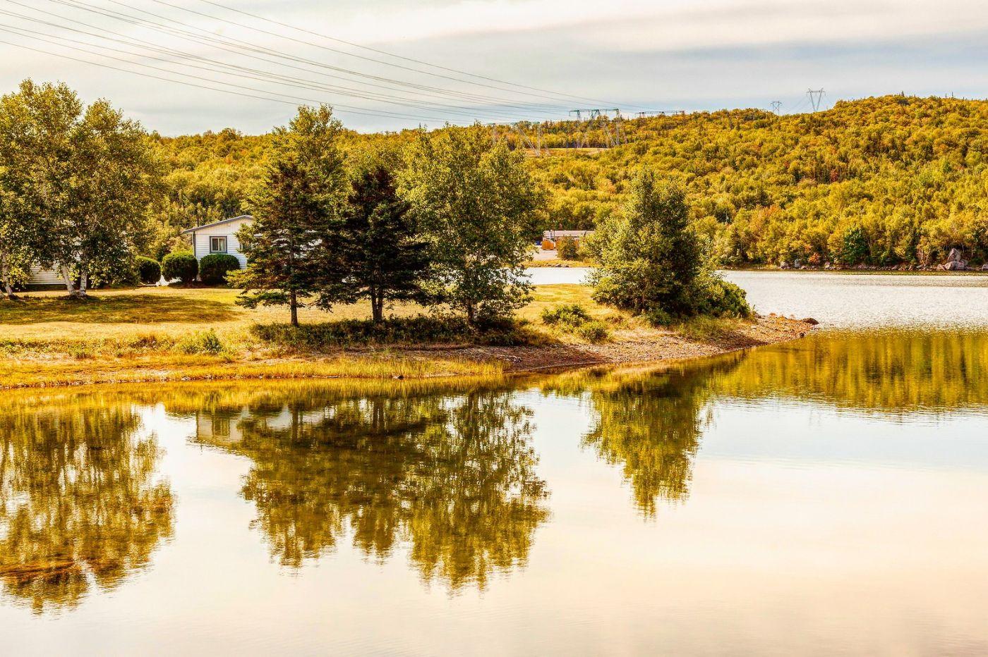 加拿大路途,水边抓拍_图1-37