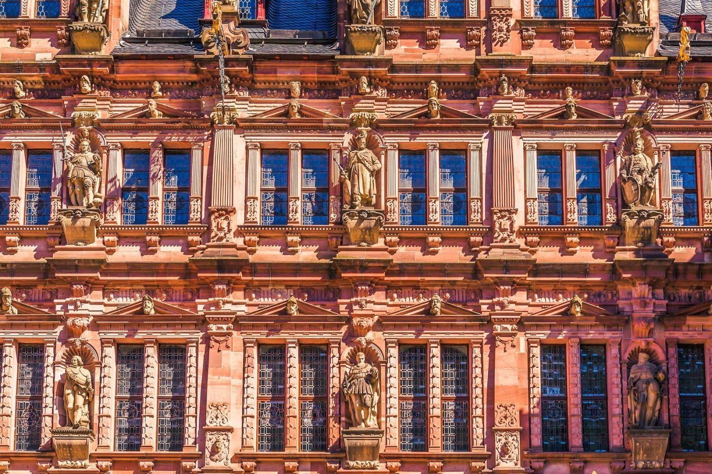 德国曼海姆(Mannheim),古城遗迹_图1-11