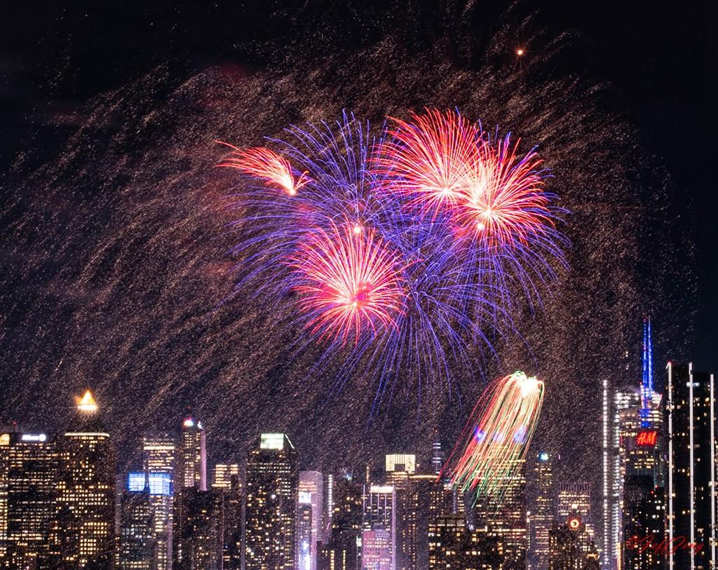 纽约烟花秀喜迎2020中国年_图1-14