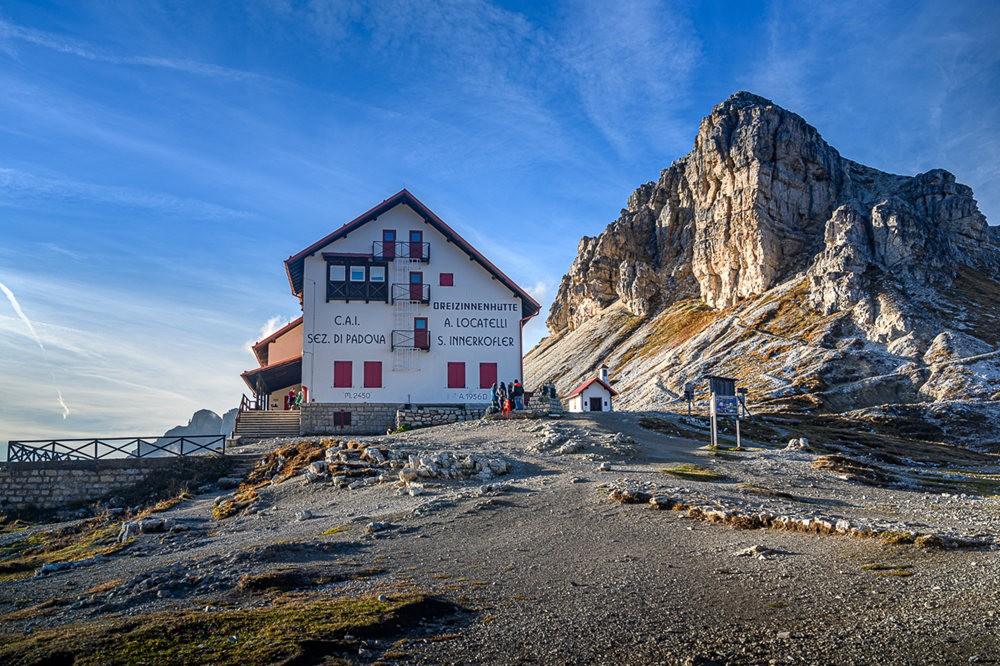 多洛米蒂山脉----意大利最美丽的人间仙境_图1-2