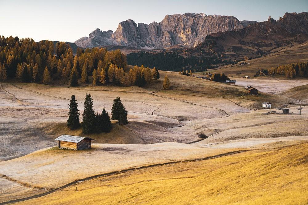 多洛米蒂山脉----意大利最美丽的人间仙境_图1-4