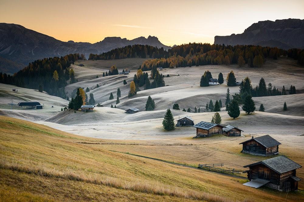 多洛米蒂山脉----意大利最美丽的人间仙境_图1-5