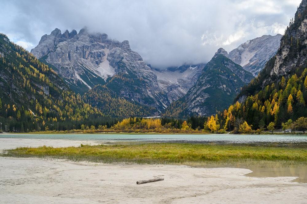 多洛米蒂山脉----意大利最美丽的人间仙境_图1-6