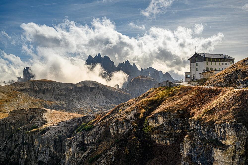 多洛米蒂山脉----意大利最美丽的人间仙境_图1-8