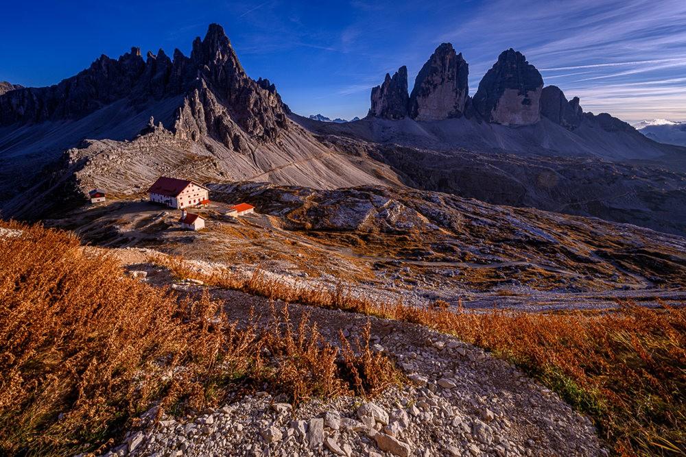 多洛米蒂山脉----意大利最美丽的人间仙境_图1-9