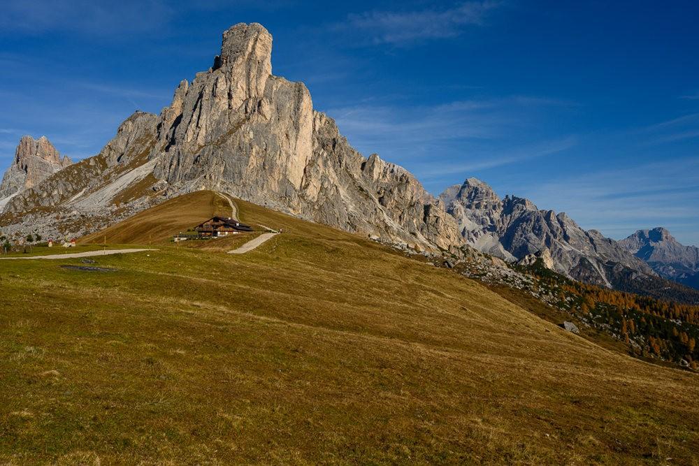 多洛米蒂山脉----意大利最美丽的人间仙境_图1-11