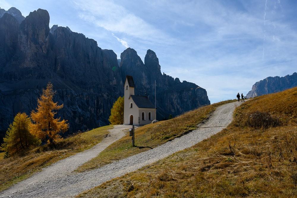 多洛米蒂山脉----意大利最美丽的人间仙境_图1-12