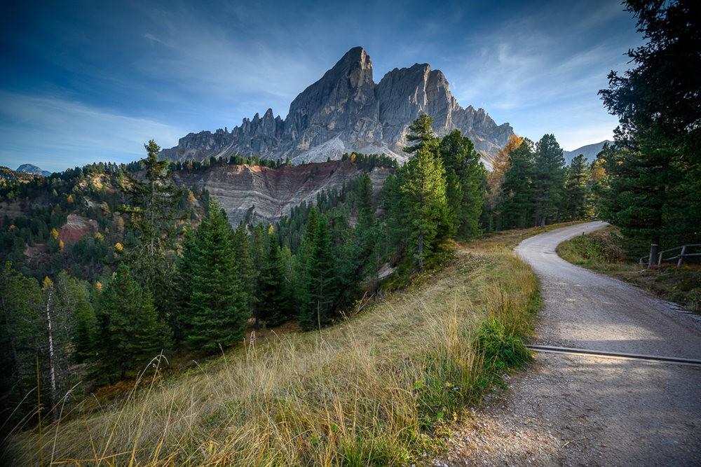 多洛米蒂山脉----意大利最美丽的人间仙境_图1-13