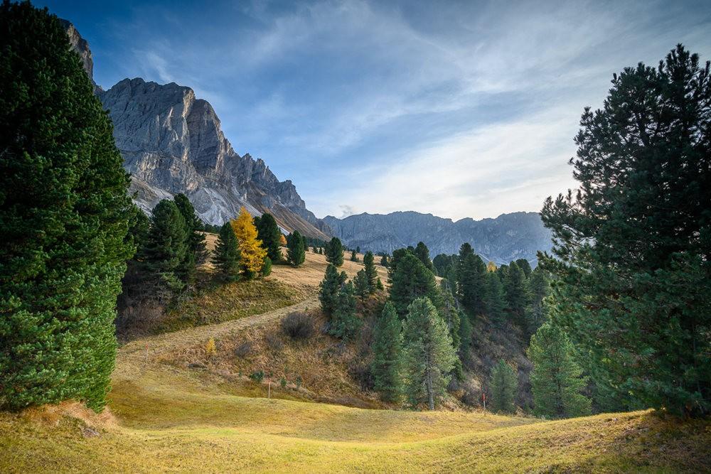 多洛米蒂山脉----意大利最美丽的人间仙境_图1-14
