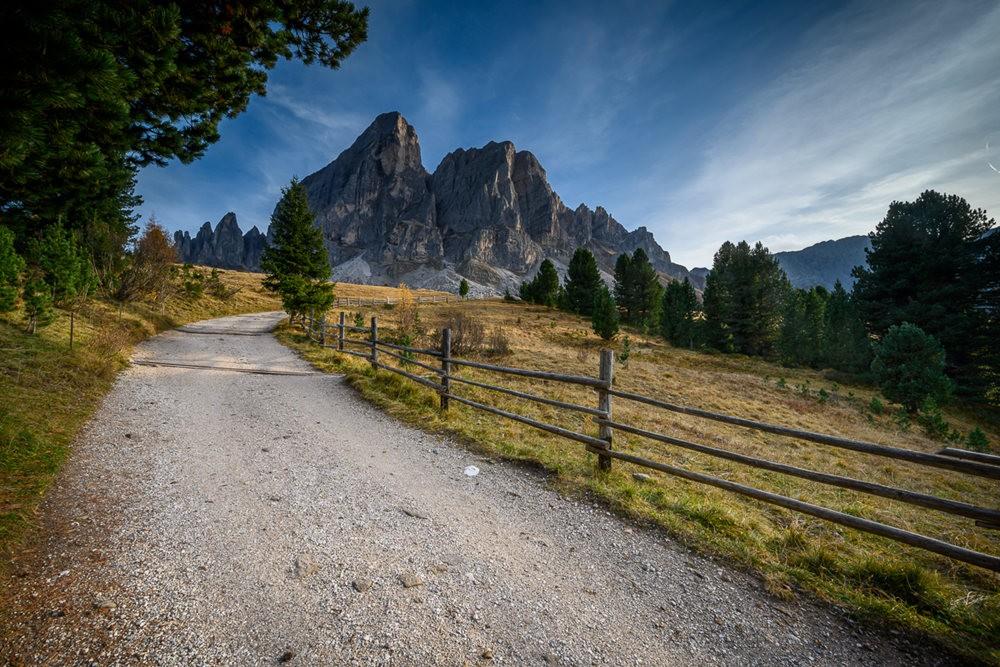 多洛米蒂山脉----意大利最美丽的人间仙境_图1-15