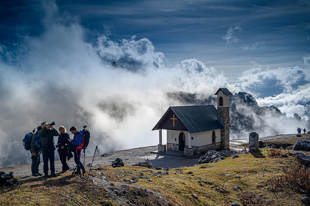 多洛米蒂山脉----意大利最美丽的人间仙境_图1-17