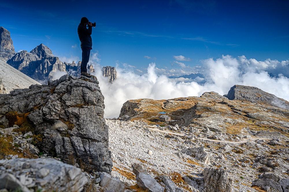 多洛米蒂山脉----意大利最美丽的人间仙境_图1-19