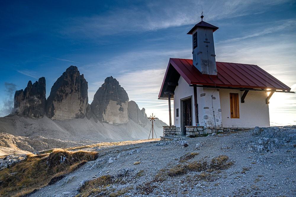 多洛米蒂山脉----意大利最美丽的人间仙境_图1-21