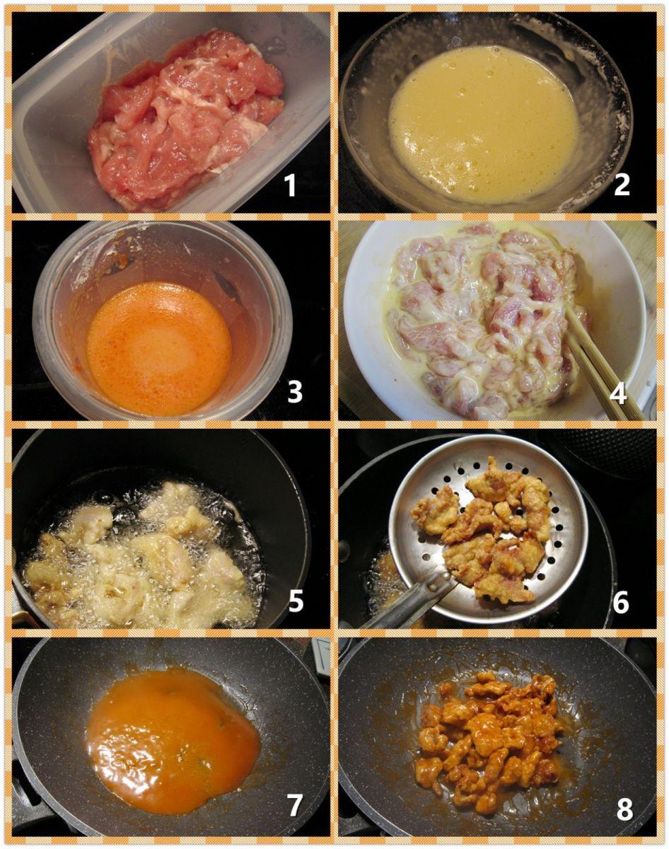 茄汁柠汁锅包肉_图1-2
