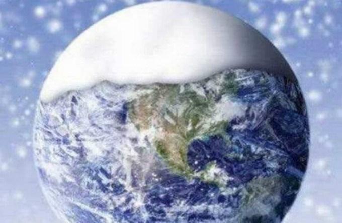 全球变暖即将停止,地球要开始降温了?专家:冷得离谱 简直进入了小冰河期 ..._图1-1