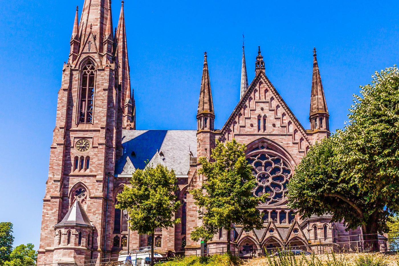 法国斯特拉斯堡(Strasbourg),八百年的主教堂_图1-16