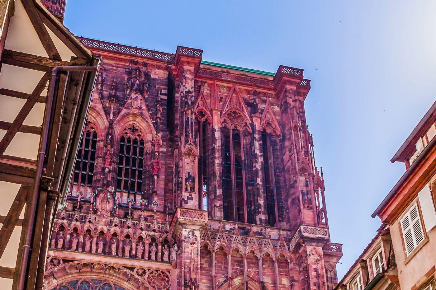 法国斯特拉斯堡(Strasbourg),八百年的主教堂_图1-14