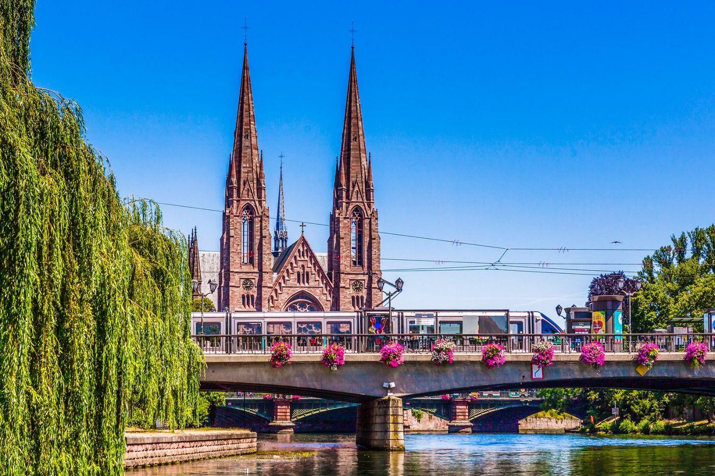 法国斯特拉斯堡(Strasbourg),八百年的主教堂_图1-13