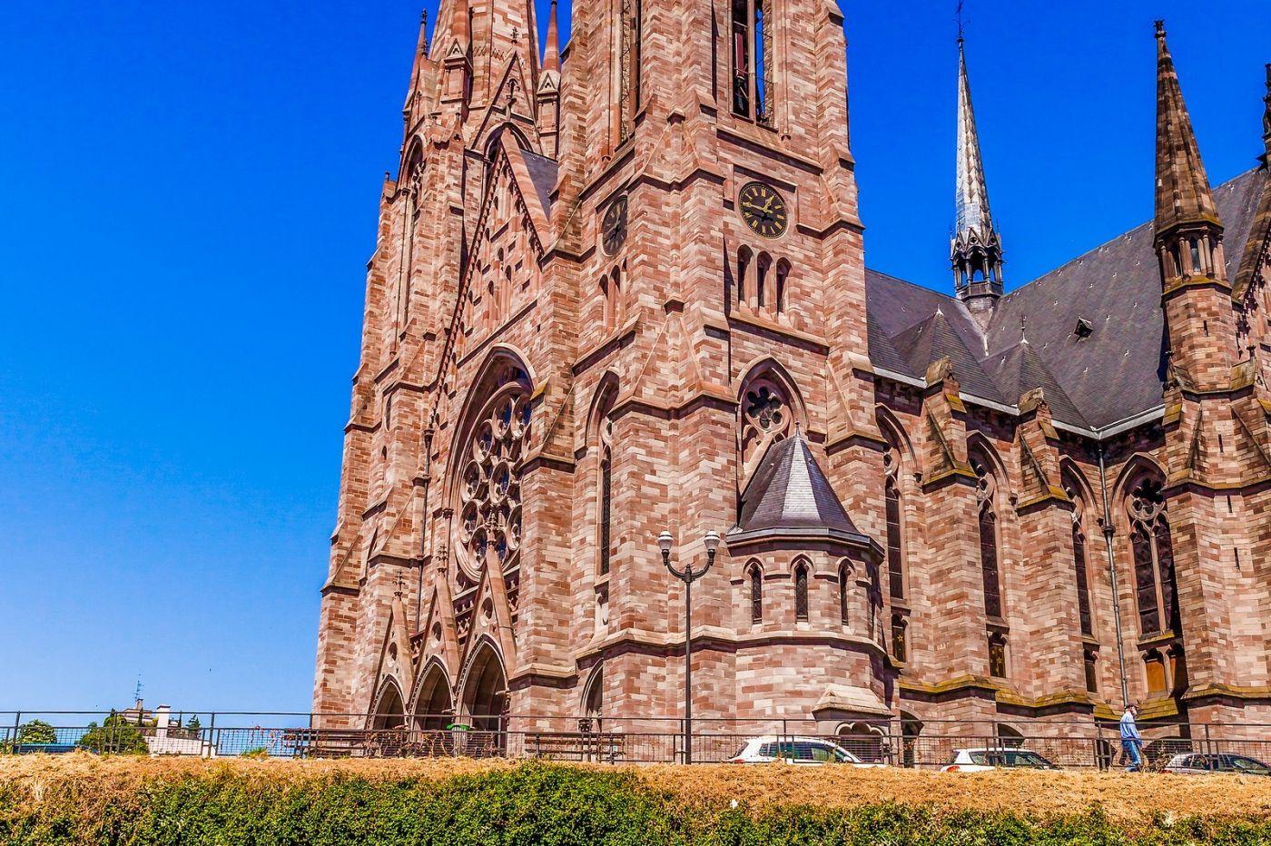 法国斯特拉斯堡(Strasbourg),八百年的主教堂_图1-18