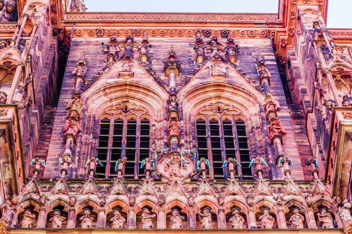 法国斯特拉斯堡(Strasbourg),八百年的主教堂_图1-24