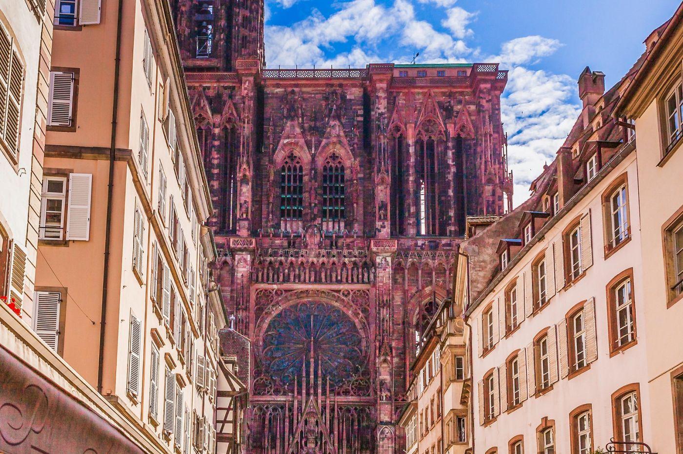 法国斯特拉斯堡(Strasbourg),八百年的主教堂_图1-30