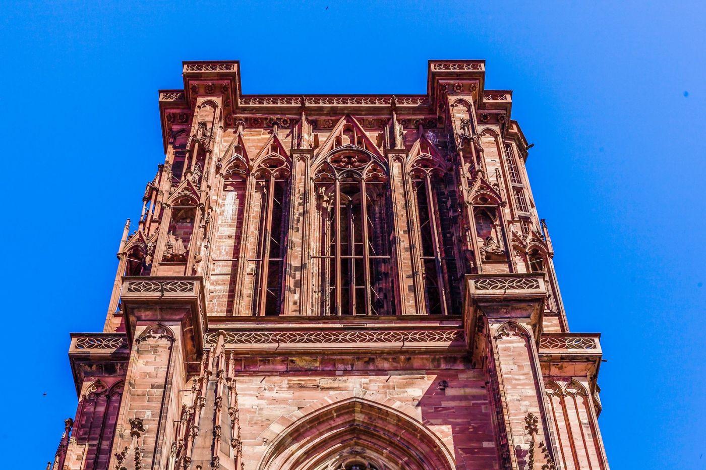 法国斯特拉斯堡(Strasbourg),八百年的主教堂_图1-34