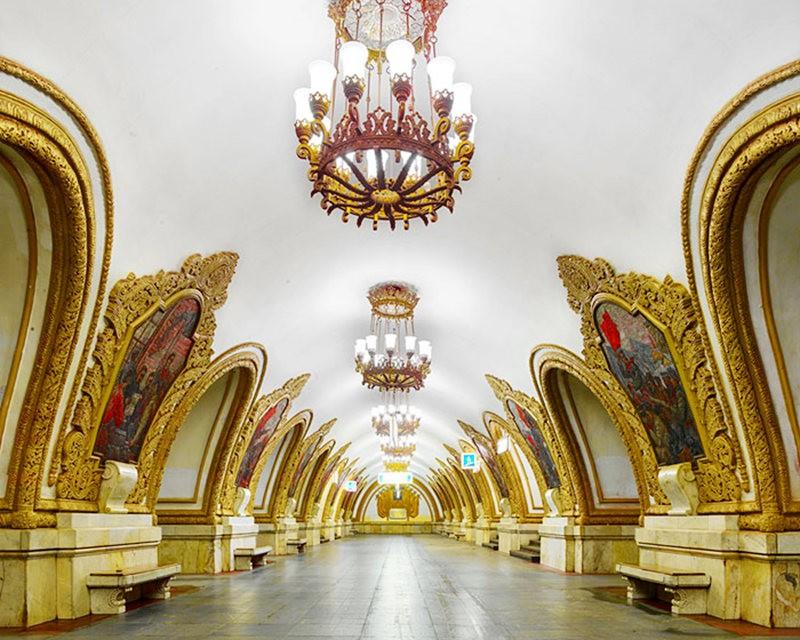世上最美的地铁站_图1-1