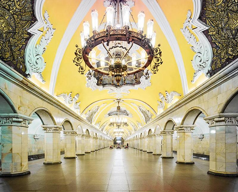 世上最美的地铁站_图1-2