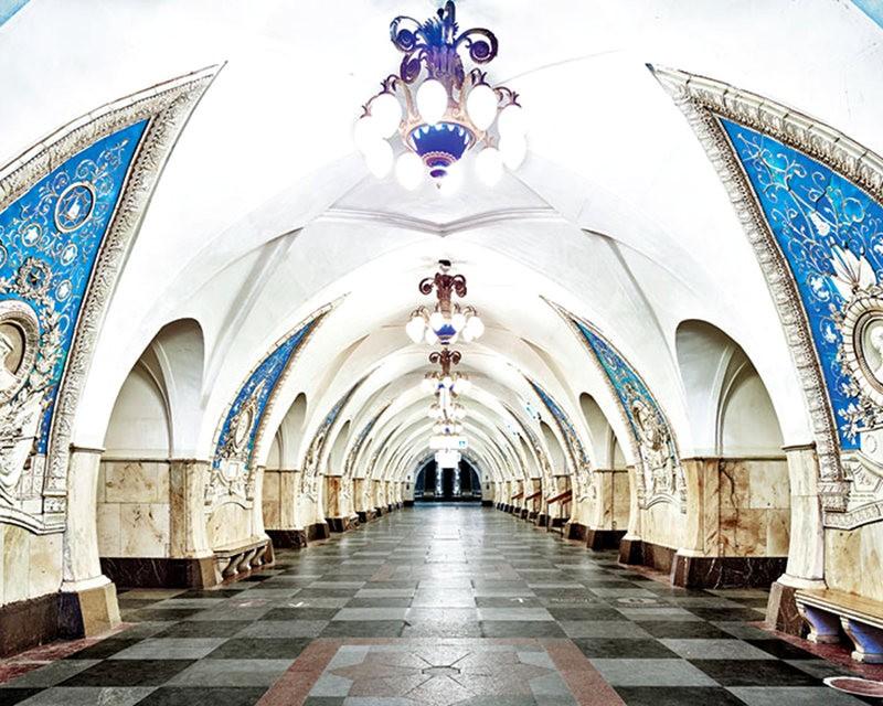 世上最美的地铁站_图1-5