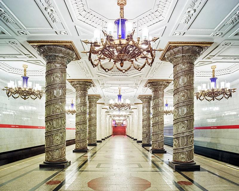 世上最美的地铁站_图1-6