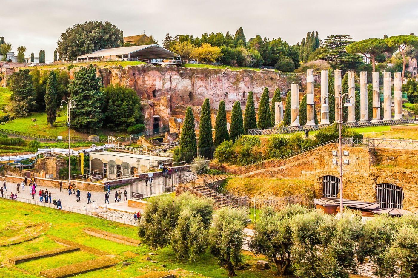 罗马君士坦丁凯旋门,两千年的建筑_图1-16