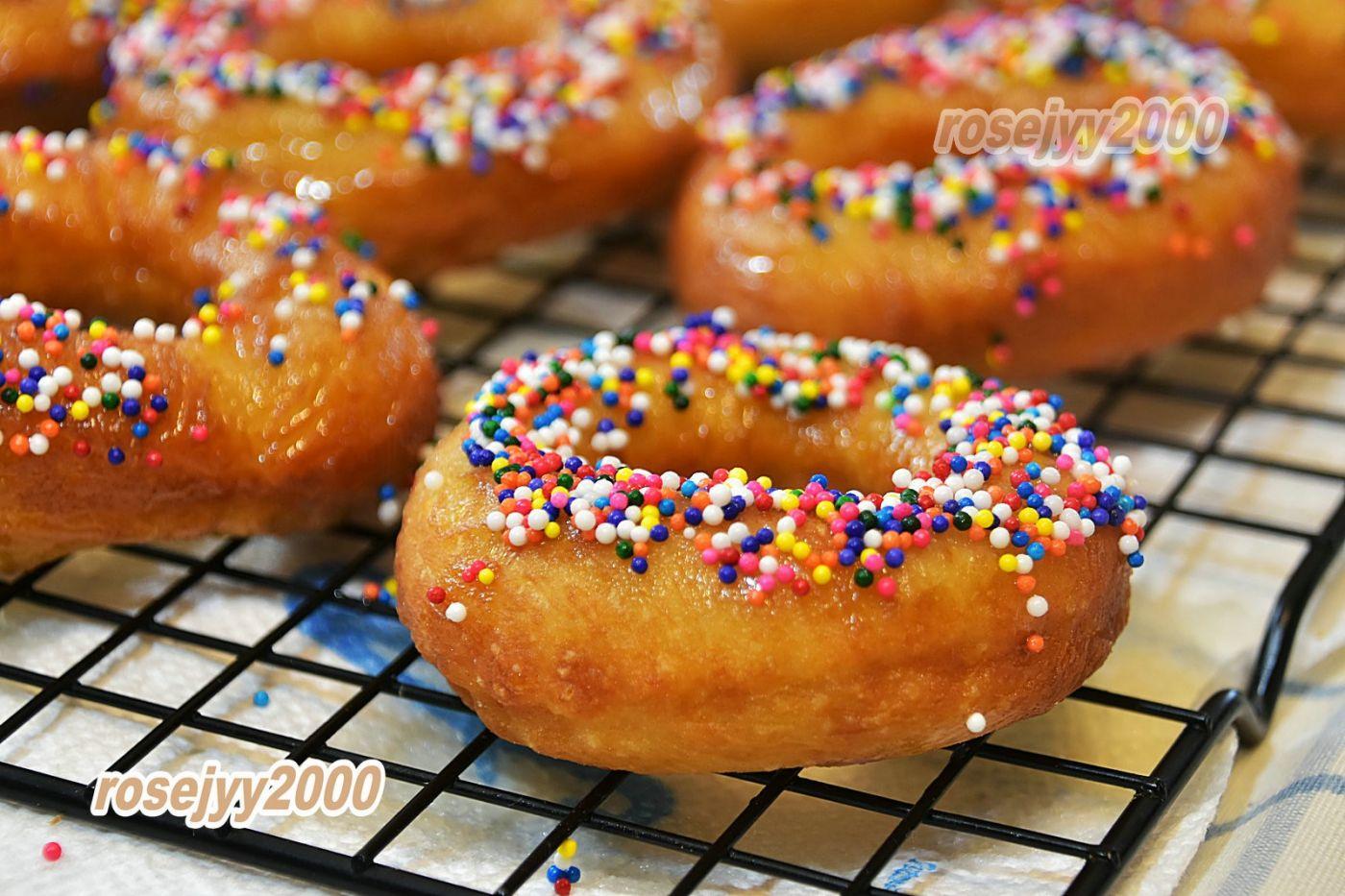 甜面圈 Doughnut_图1-4